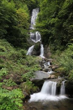 唐沢の滝1