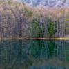 春の訪れ~御射鹿池
