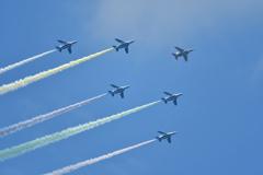 東京2020 JASDF Blue Impulse