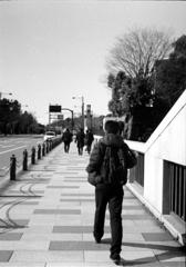皇居付近、竹橋スナップ