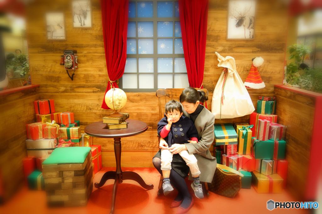 来年のクリスマスに届けます~