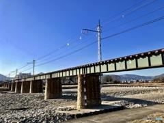 香東川橋梁