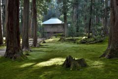 白山神社平泉寺