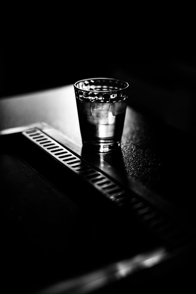 一杯の名水
