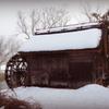 冬の記憶・水車小屋の想い出