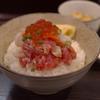 lunchは~海鮮丼・上!!!!!