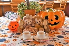 2307㍍でHappy Halloween♪。.:*・゜