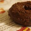doublechocolate doughnut♫