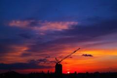 Dramatic Sunrise☆。.:*・゜