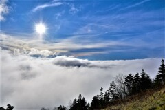 2172mの雲の上の世界☆。.:*・゜