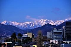 山と暮らす~美しき輝き~