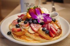 Kaila's original pancakes