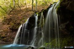 猿壺の滝 (さるぼ)