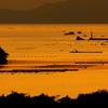 夕暮れの英虞湾 Ⅱ