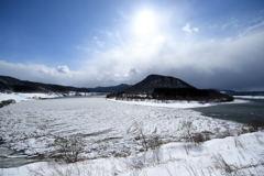 きみまち阪…冬