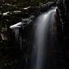 冬の大柄滝