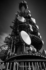 日本平デジタル電波塔