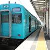 105系500番台@和歌山駅