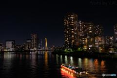 佃大橋から中央大橋3