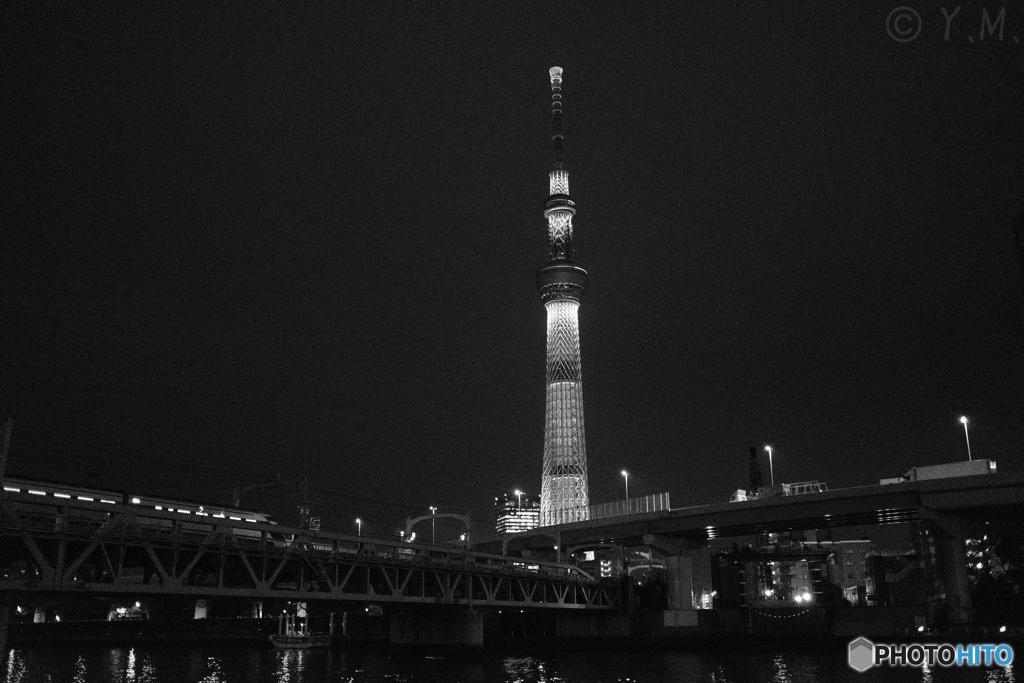 東京スカイツリー108