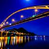 内海大橋夜景