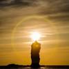 ローソク島の輝き