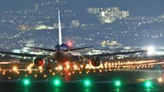 Midnight  Flight  旅立ちの時