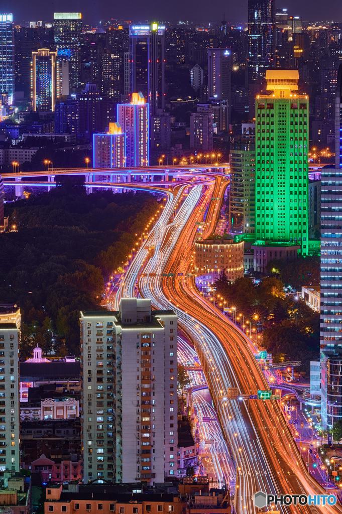都市の動脈流