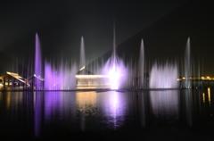 水と光の演技3