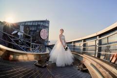 屋上の花嫁