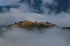 竹田城跡 立雲峡