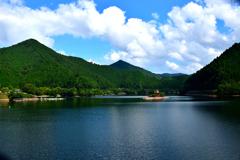 生野 銀山湖