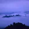 竹田城跡 雲海に沈む