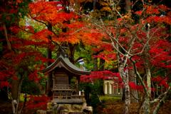 福本藩 陣屋跡庭園