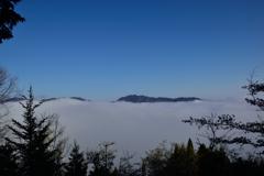 雲海 立雲峡