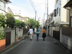 住宅街(大橋直久)