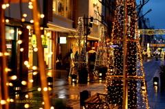元町はもうクリスマス?