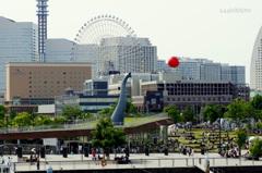 横浜にマンモス現る-4