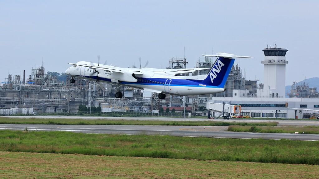 松山空港 ①