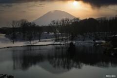 羊蹄山 京極の名水