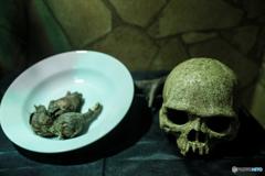 死者の食事