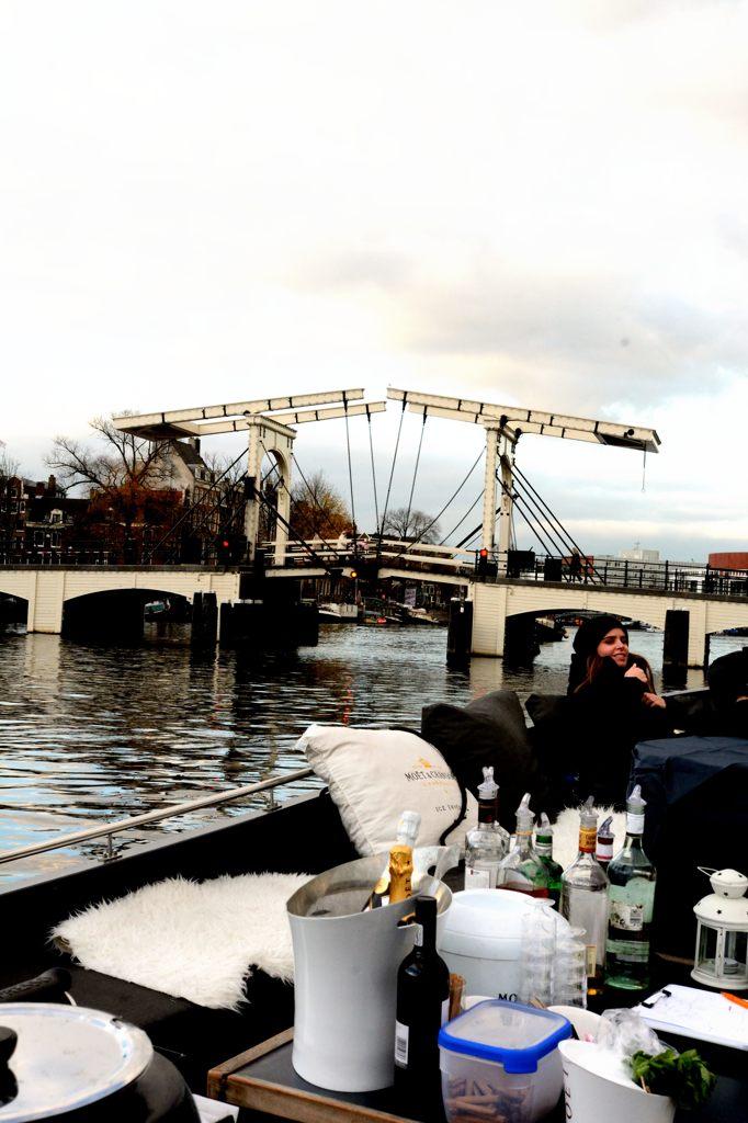 アムステルダム プライベートボートクルーズ