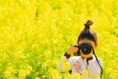 春を先撮り