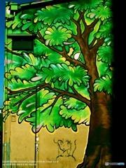 OLD EYE -Wood 2-