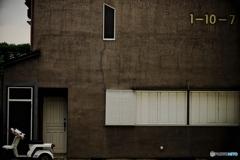 街角点描 -Wall 3-
