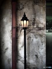 街角点描 -灯り-