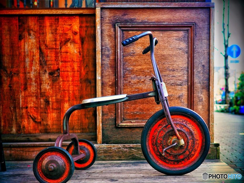街角点描 -Tricycle-
