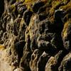 溶岩の石垣