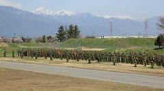 松本自衛隊駐屯地祭り2015