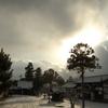 奈良県 當麻寺雪景色